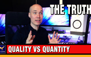 Compose Music - Quality vs Quantity