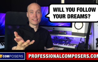 Create a Music Composer Career