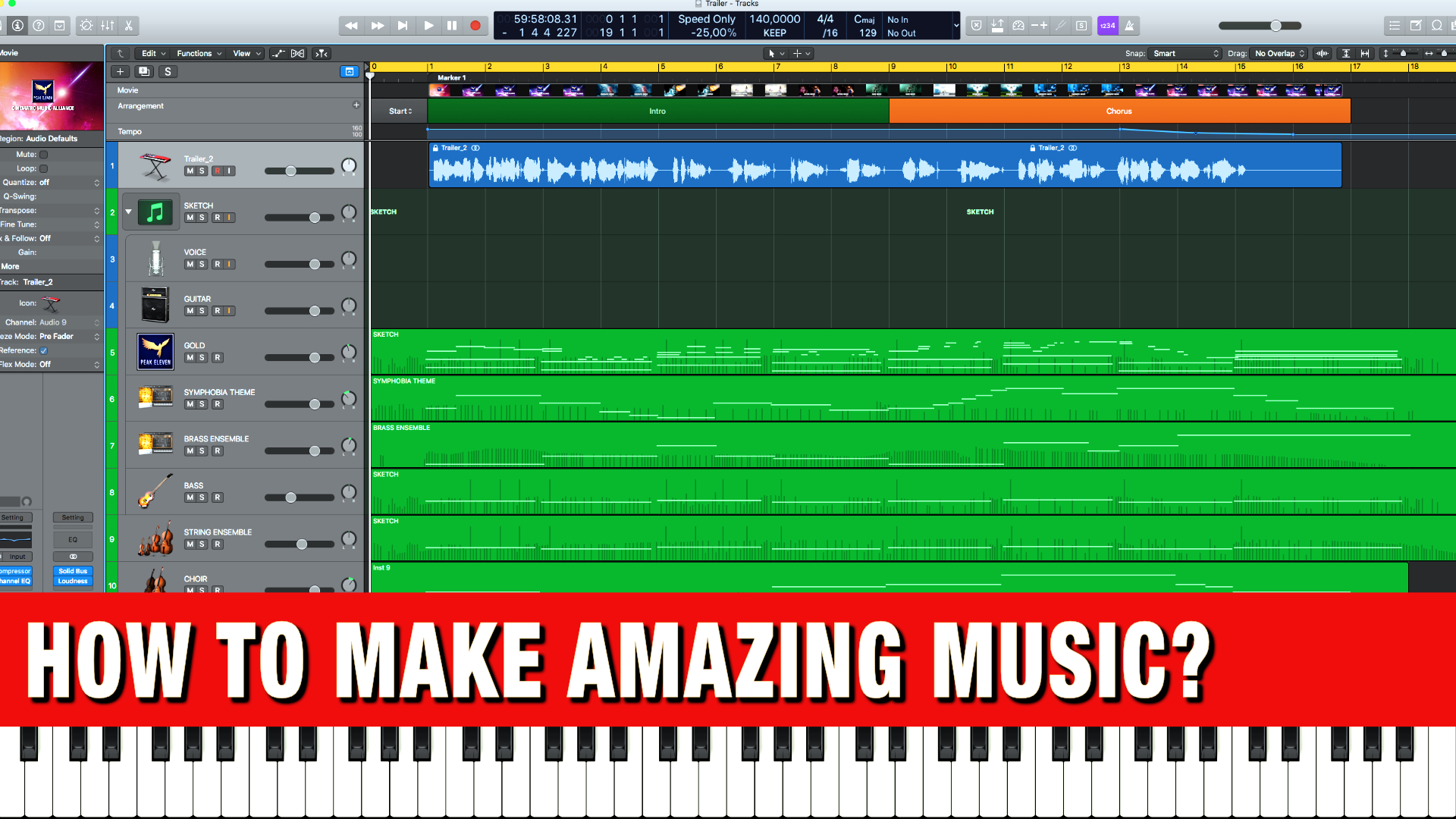 How to Improve the Quality of your Music