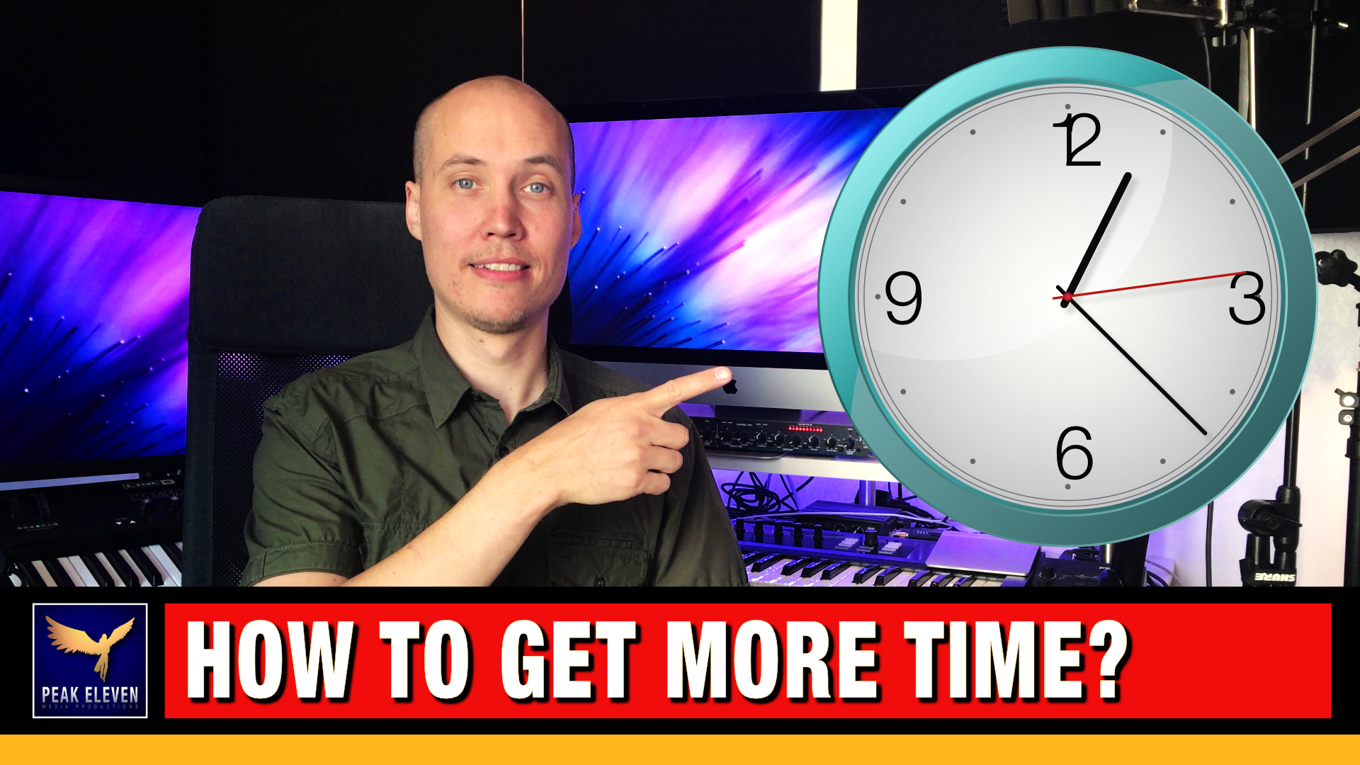 More Time for your Composer Journey