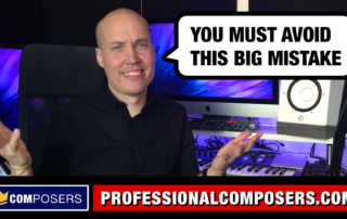 Please Avoid this Crazy Mistake as a Composer