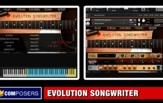 Evolution Songwriter Review (Orange T