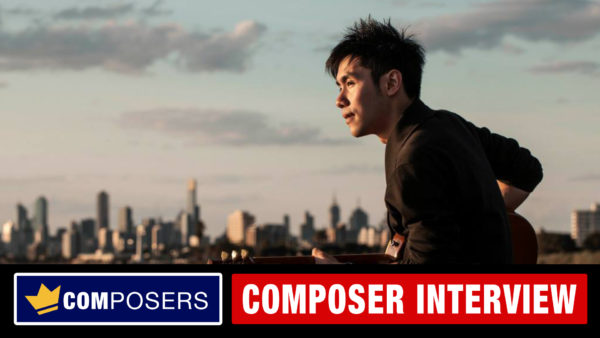 Professional Composer - Gregoy Tan