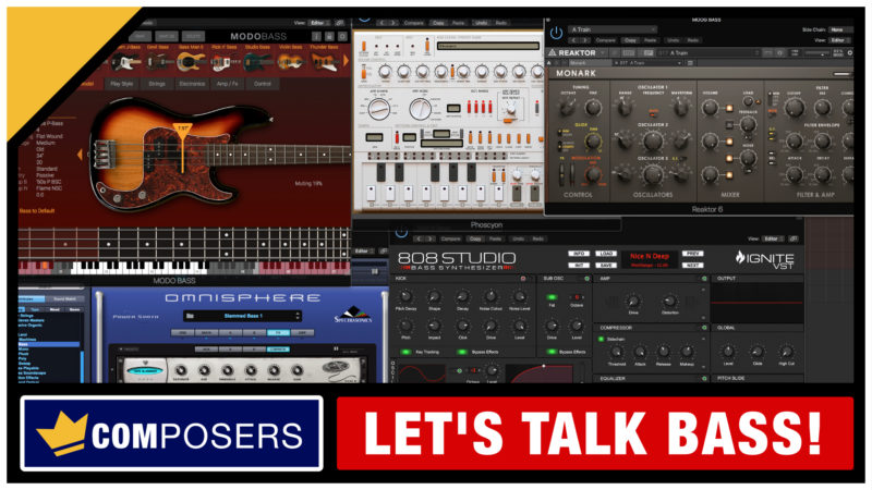 Best Bass Plugins for Music Production