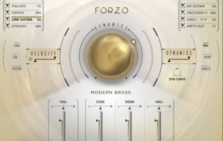 Forzo Modern Brass by Heavyocity