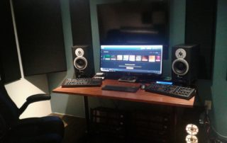 music production studio - keith myles