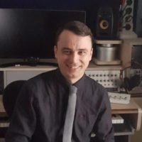 Adrian Earnshaw - Professional Composer