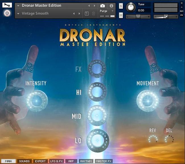 Dronar Master Edition