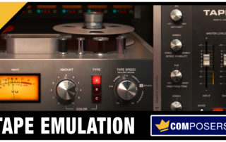 Tape Emulation Plugins