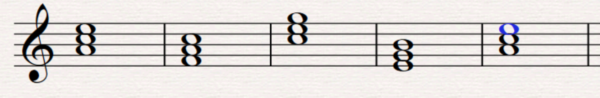 Voice Leading with Harmony - Image Example