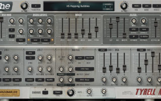 Tyrelln6 - Free VST Synth