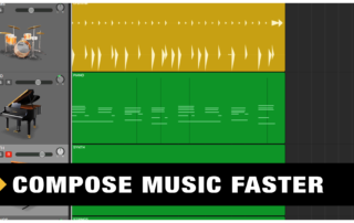 Compose Music Faster (Rocket Speed)