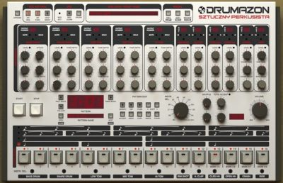 Drumazon 909 VST Plugin