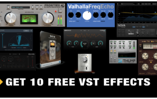 10 Best Free VST Effect Plugins