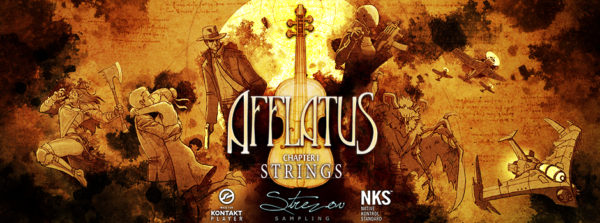 Afflatus Chapter I Strings (Review)