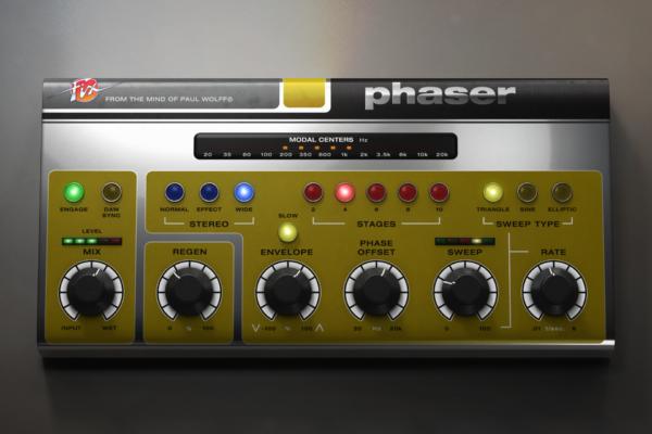 Phaser VST Plugin - Fixed Phaser