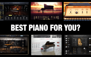 10 Best Piano VST Plugins & Sample Libraries