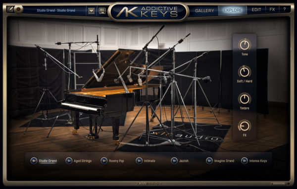 Addictive Keys Piano VST