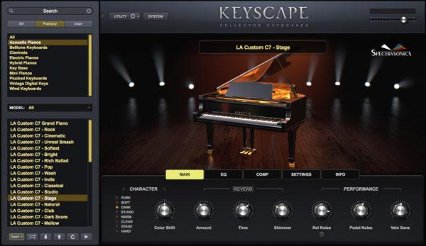 Keyscape Piano VST