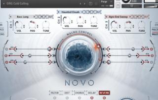 NOVO - Modern Strings