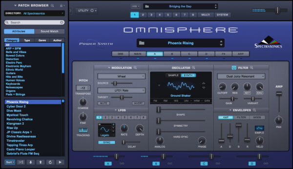Omnisphere Synth VST Plugin