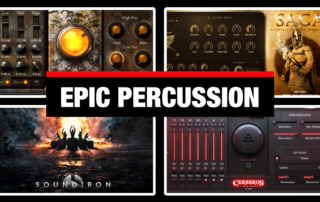Best Epic Percussion VST Libraries