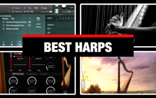 Best Harp VST Libraries