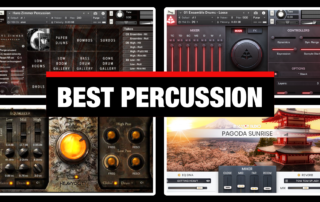 Best Orchestral Percussion VST Libraries