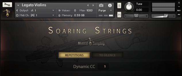 Soaring Strings