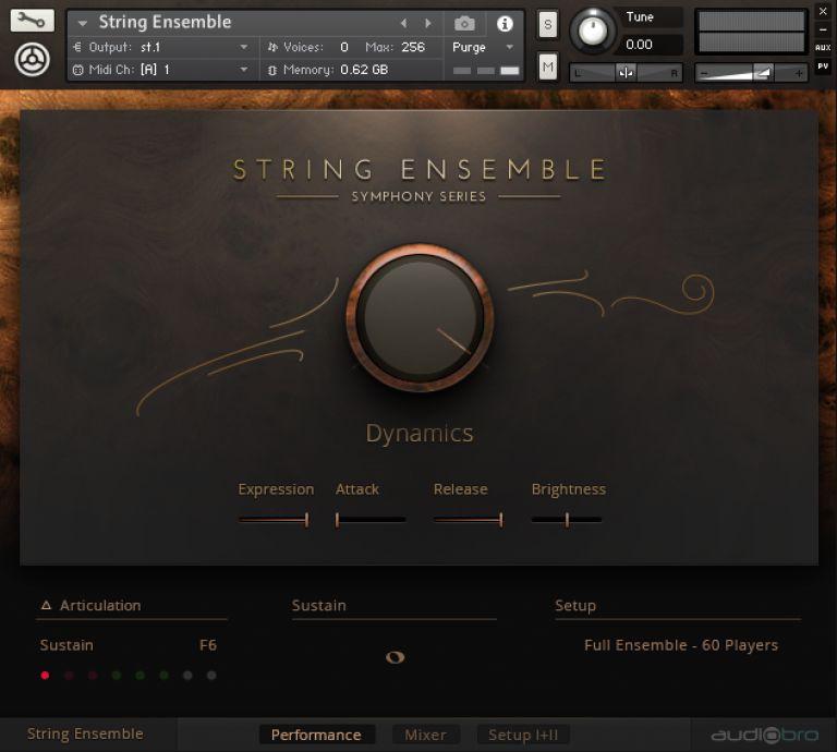 Symphony Series Strings