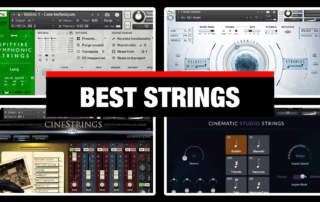 Best Orchestral Strings VST Libraries