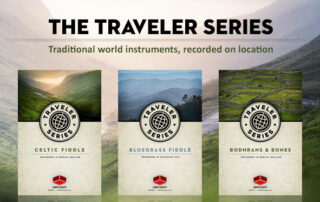 Red Room Audio - Traveler Series