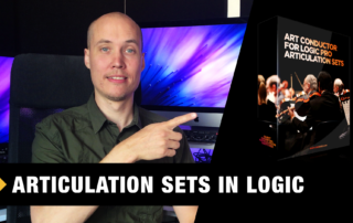 Art Conductor - Articulation Sets in Logic