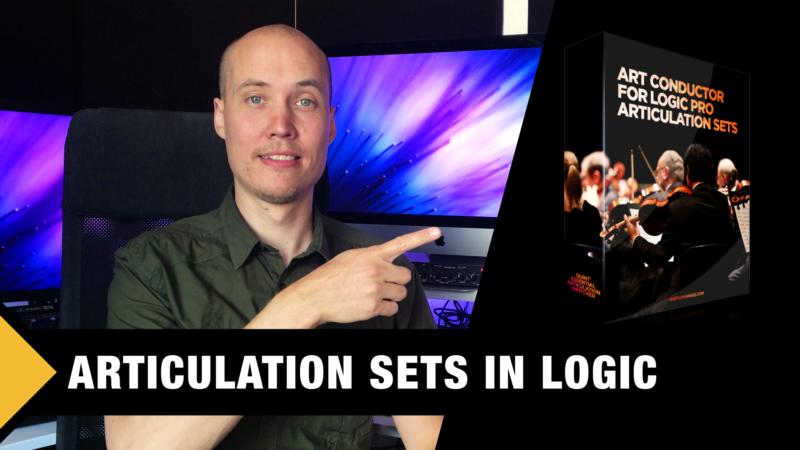 Art Conductor - Articulation Sets in Logic