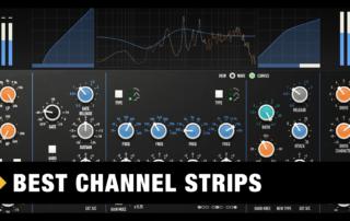 Best Channel Strips VST Plugins