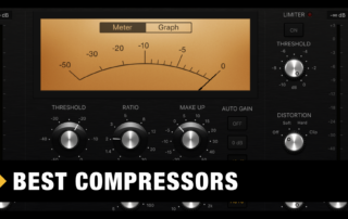 Best Compressor VST Plugins