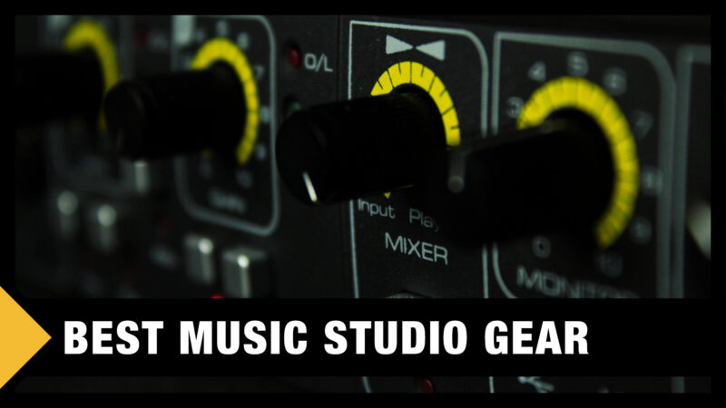 Best Studio Gear