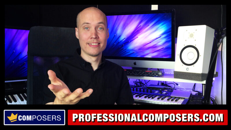 Mike - Founder of Professional Composers