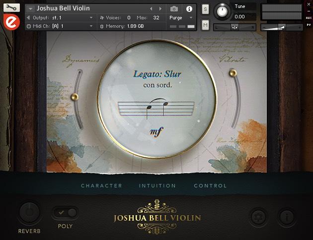 Joshua Bell Violin Review
