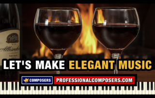 How to Compose Elegant Music
