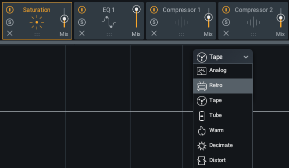 Nectar 3 - Modes per Module