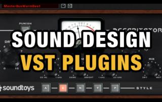 Sound Design VST Plugins