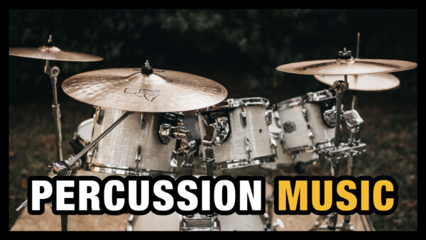 How to Compose Music - Percussion Music