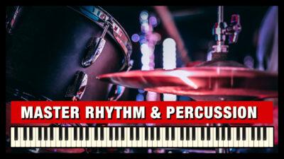 Master Rhythm & Percussion