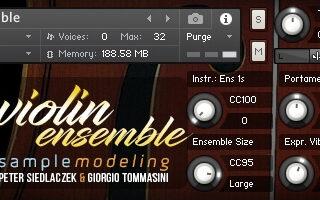 Sample Modeling Strings
