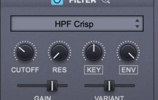 High Pass Filter