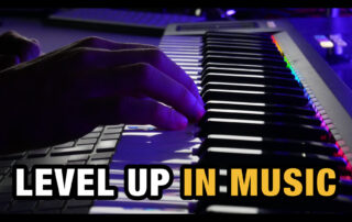 Level Up as a Music Composer