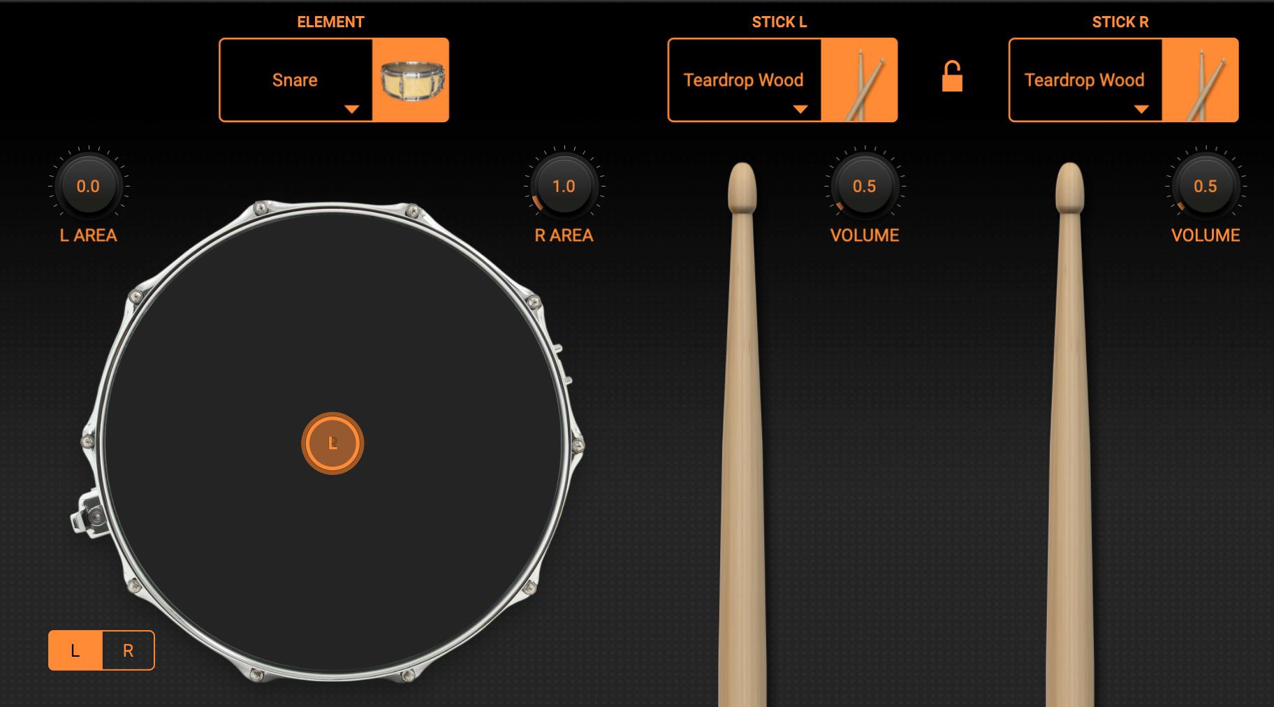 MODO Drum - Play Style