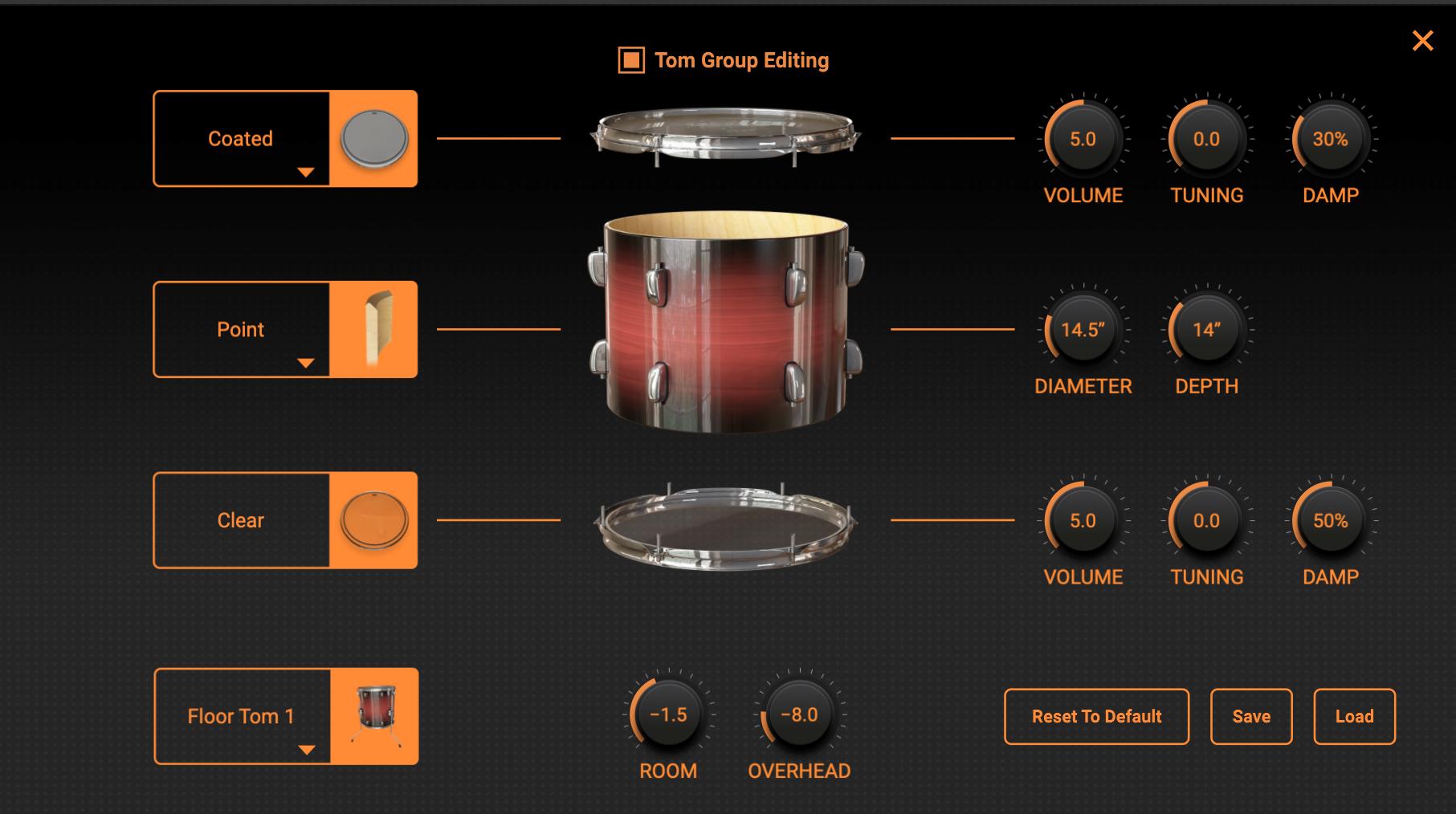 MODO Drum - Sound Design