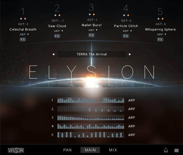 Elysion - Kontakt Library